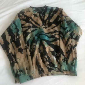 Urban Outfitters tie dye sweater
